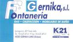 fontaneria-gernika